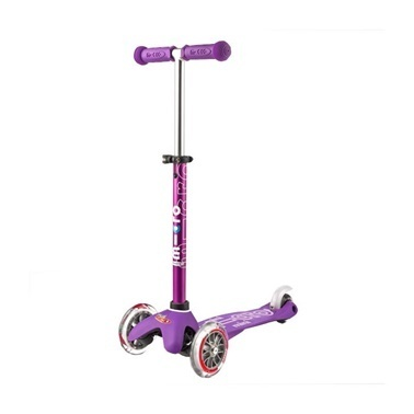 Micro Mini Micro Scooter 3 In  Deluxe Purple Mor